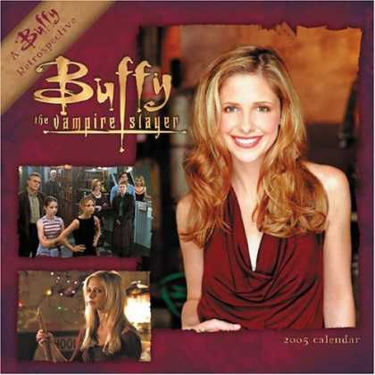 Buffy the Vampire Slayer Books - Official Buffy Vampire Slayer Calendar 2005 (Calendar)
