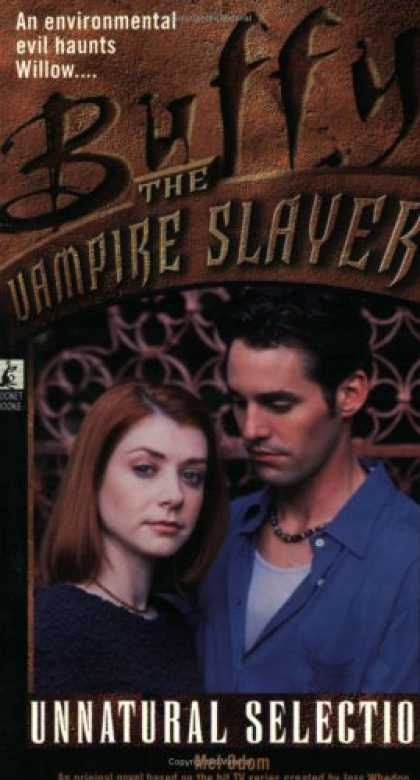 Buffy the Vampire Slayer Books - Unnatural Selection (Buffy the Vampire Slayer)