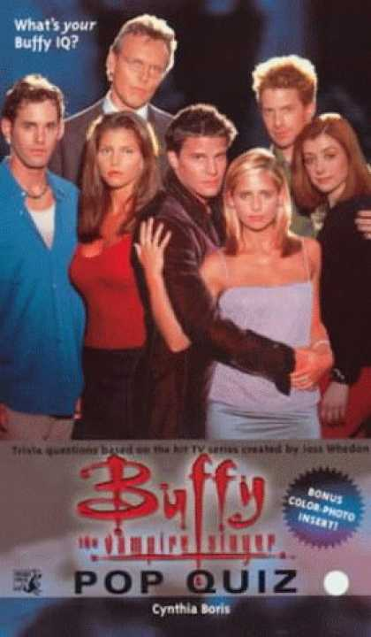 Buffy the Vampire Slayer Books - Pop Quiz (Buffy the Vampire Slayer)