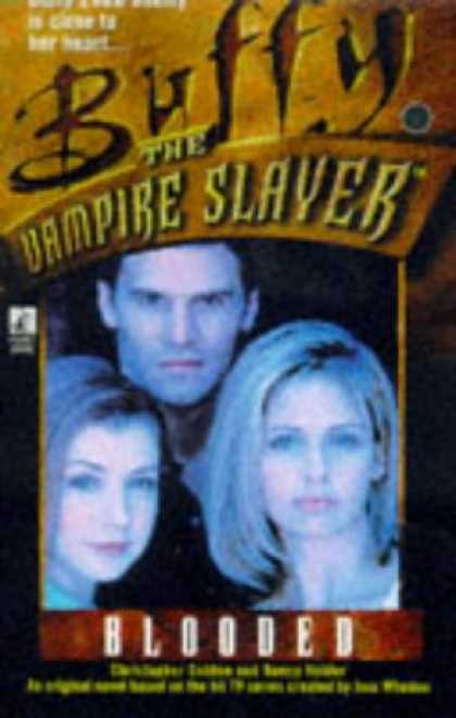 Buffy the Vampire Slayer Books - Blooded (Buffy the Vampire Slayer, Book 5)