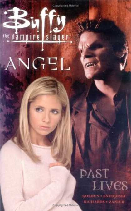 Buffy the Vampire Slayer Books - Buffy the Vampire Slayer Vol. 8: Past Lives