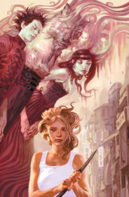 Buffy the Vampire Slayer Books - Buffy the Vampire Slayer Season 8 #12 Jon Foster Cover Edition