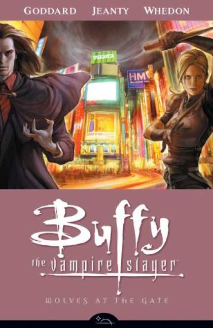 Buffy the Vampire Slayer Books - Wolves at the Gate (Buffy the Vampire Slayer Season Eight, Volume 3)