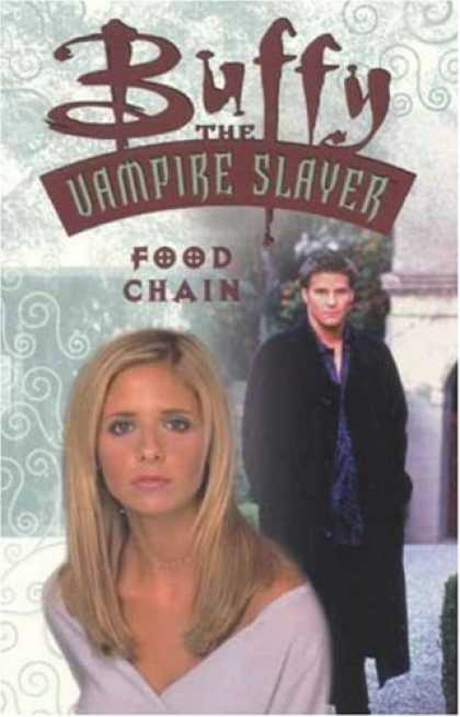 Buffy the Vampire Slayer Books - Buffy the Vampire Slayer Vol. 7: Food Chain