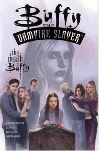 Buffy the Vampire Slayer Books - Buffy the Vampire Slayer Vol. 14: The Death of Buffy