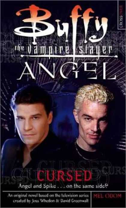 Buffy the Vampire Slayer Books - Cursed (Buffy the Vampire Slayer and Angel)
