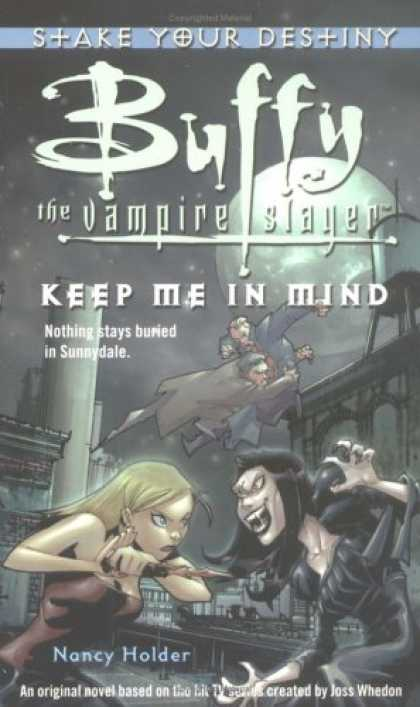 Buffy the Vampire Slayer Books - Keep Me in Mind (Buffy the Vampire Slayer)