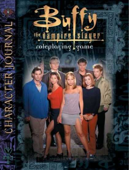Buffy the Vampire Slayer Books - Buffy Character Journal (Buffy the Vampire Slayer Accessories)