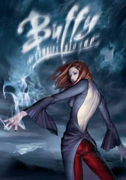 Buffy the Vampire Slayer Books - Buffy the Vampire Slayer Season 8 #3: The Long Way Home Part Three (Dark Horse C
