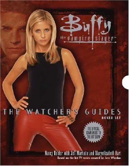 Buffy the Vampire Slayer Books - Buffy: The Watcher's Guides Boxed Set (Buffy the Vampire Slayer)