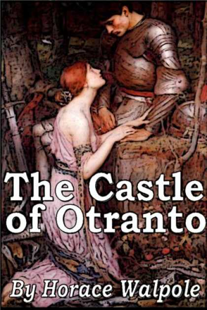 Buffy the Vampire Slayer Books - The Castle of Otranto - the first Gothic Novel