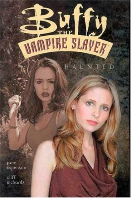 Buffy the Vampire Slayer Books - Buffy the Vampire Slayer Vol. 13: Haunted