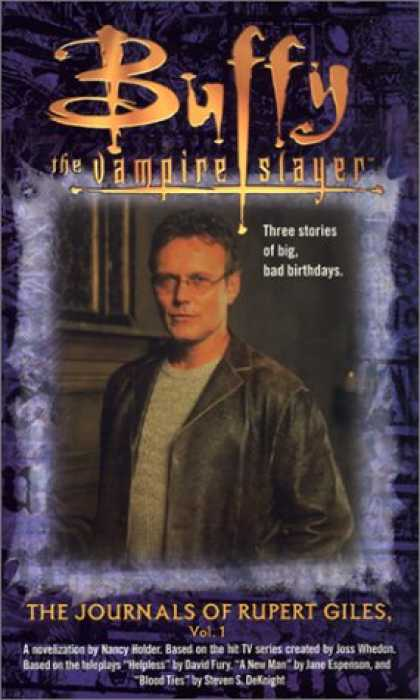Buffy the Vampire Slayer Books - The Journals of Rupert Giles, Vol. 1