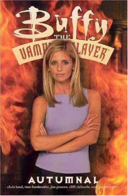 Buffy the Vampire Slayer Books - Buffy the Vampire Slayer, Vol. 9: Autumnal
