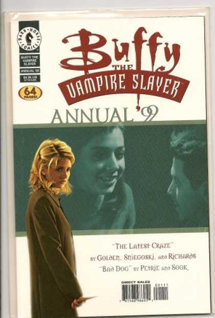 Buffy the Vampire Slayer Books - Annual 1999 (Buffy the Vampire Slayer)