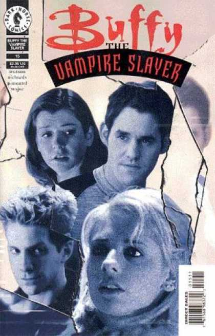 Buffy the Vampire Slayer Books - Buffy the Vampire Slayer #15 (photo cover) (Buffy the Vampire Slayer #15 (photo
