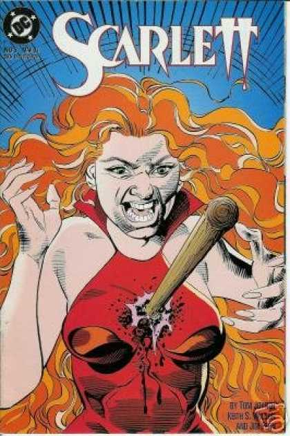 Buffy the Vampire Slayer Books - Scarlett #3
