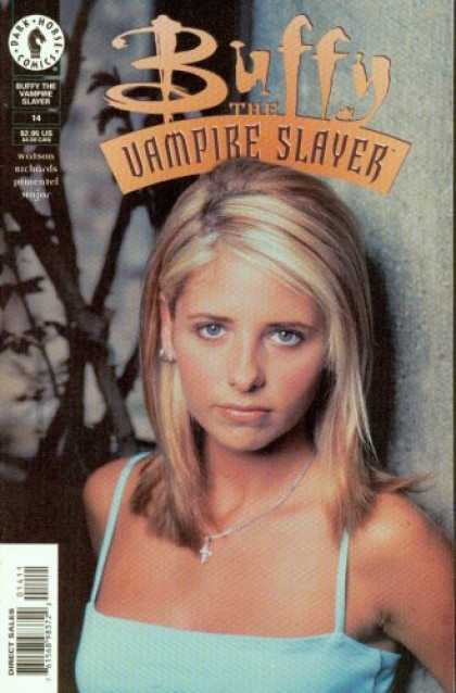 Buffy the Vampire Slayer Books - Buffy The Vampire Slayer #14 Love Sick Blues