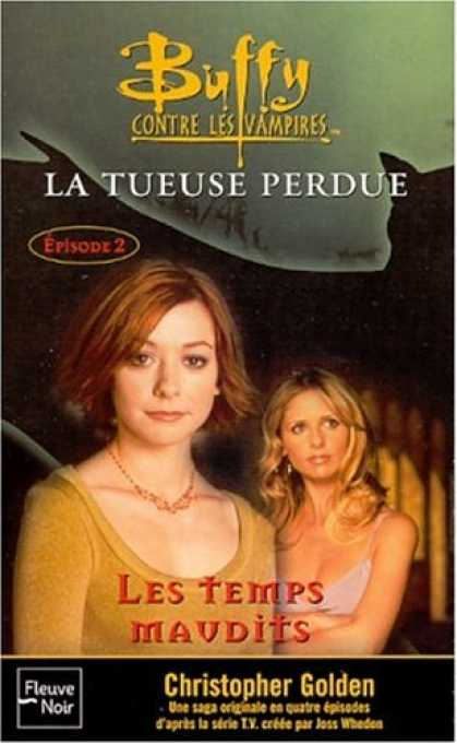 "Buffy the Vampire Slayer Books - Buffy contre les vampires, tome 26 : La Tueuse perdue - Livre 2 ""Les Temps maudi"