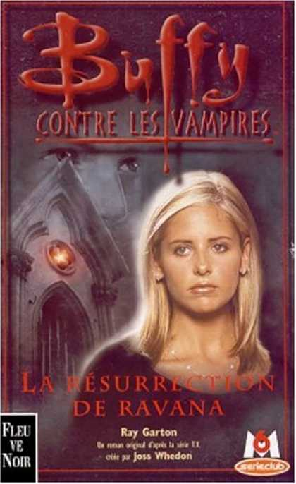Buffy the Vampire Slayer Books - Buffy contre les vampires, tome 21 : La R�surrection de Ravana