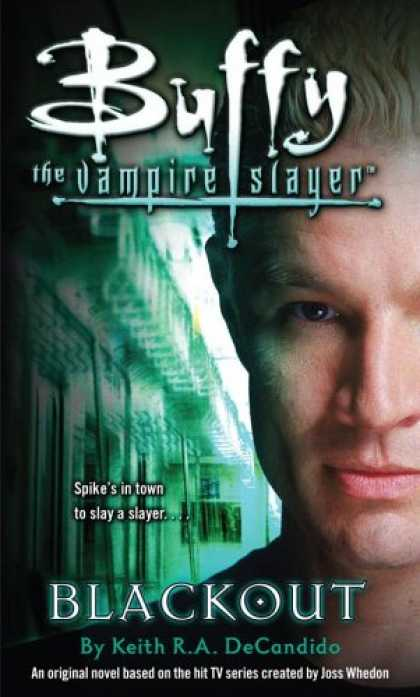 Buffy the Vampire Slayer Books - Blackout (Buffy the Vampire Slayer)