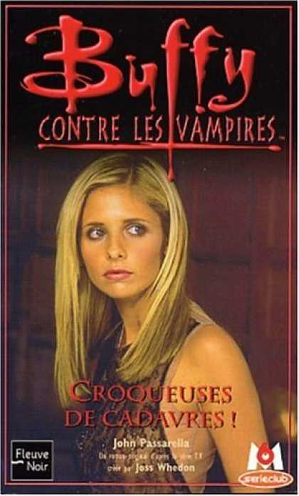 Buffy the Vampire Slayer Books - Buffy contre les vampires, tome 32 : Croqueuses de cadavres