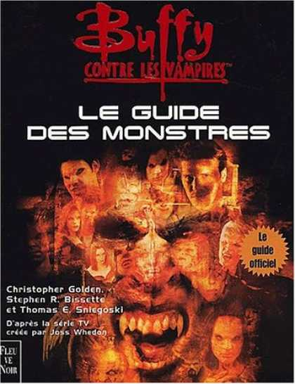 Buffy the Vampire Slayer Books - Buffy contre les vampires. Le guide des monstres