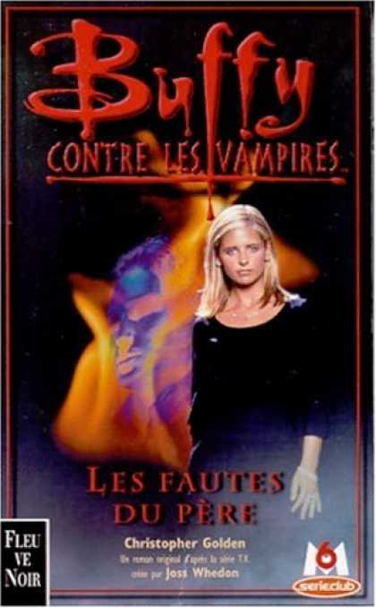 Buffy the Vampire Slayer Books - Buffy contre les vampires, tome 19 : Les fautes du père