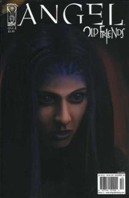 Buffy the Vampire Slayer Books - Angel Old Friends #2 IDW Comic book (BTVS)