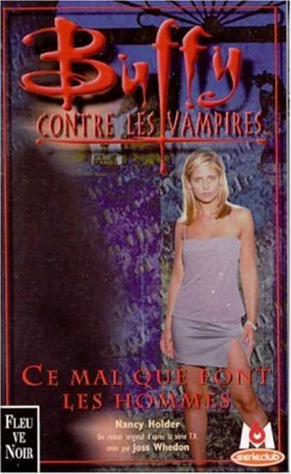 Buffy the Vampire Slayer Books - Buffy contre les vampires, tome 24 : Le mal que font les hommes
