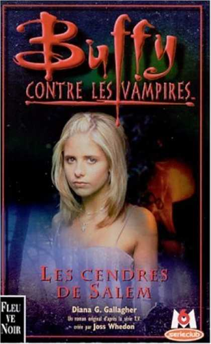 Buffy the Vampire Slayer Books - Buffy contre les vampires, tome 23 : Les cendres de Salem