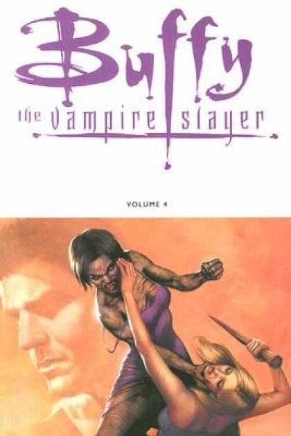 Buffy the Vampire Slayer Books - Buffy the Vampire Slayer Omnibus, Volume 4 [BVS OMNIBUS V04 M/TV]