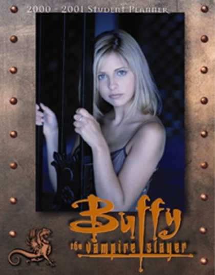 Buffy the Vampire Slayer Books - Buffy the Vampire Slayer 2000-2001 Student Planner (Buffy the Vampire Slayer)