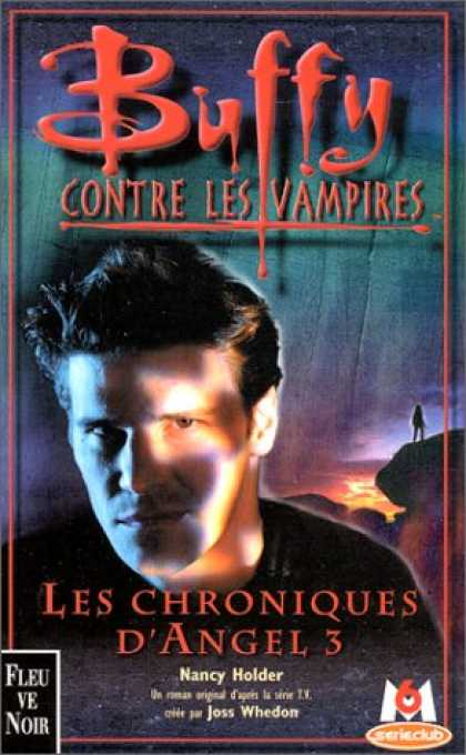 Buffy the Vampire Slayer Books - Buffy contre les vampires, tome 12 : Les chroniques d'Angel, volume 3