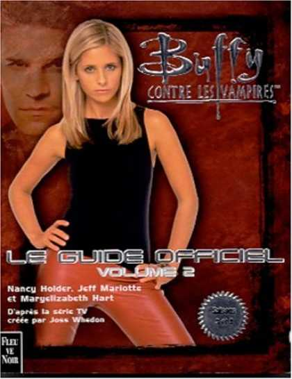 Buffy the Vampire Slayer Books - Buffy contre les vampires : Le Guide officiel 2