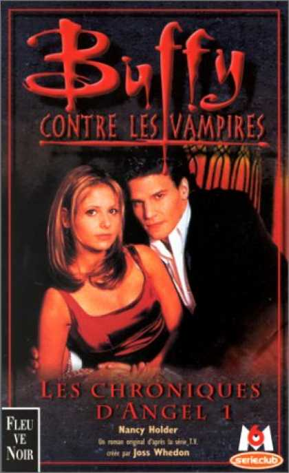 Buffy the Vampire Slayer Books - Buffy contre les vampires, tome 6 : Les Chroniques d'Angel 1