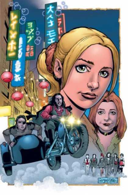 Buffy the Vampire Slayer Books - Buffy the Vampire Slayer Season 8 #13 Georges Jeanty Variant Cover Edition