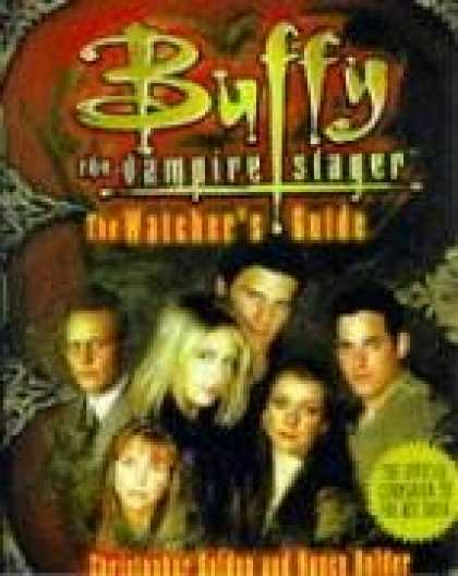 Buffy the Vampire Slayer Books - The Watcher's Guide, Volume 1 (Buffy the Vampire Slayer)