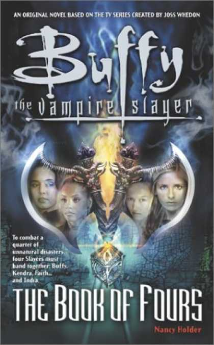 Buffy the Vampire Slayer Books - The Book of Fours (Buffy the Vampire Slayer)