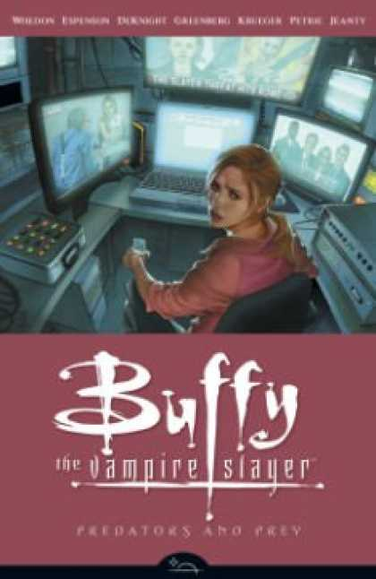 Buffy the Vampire Slayer Books - Predators and Prey (Buffy the Vampire Slayer Season Eight, Vol. 5)
