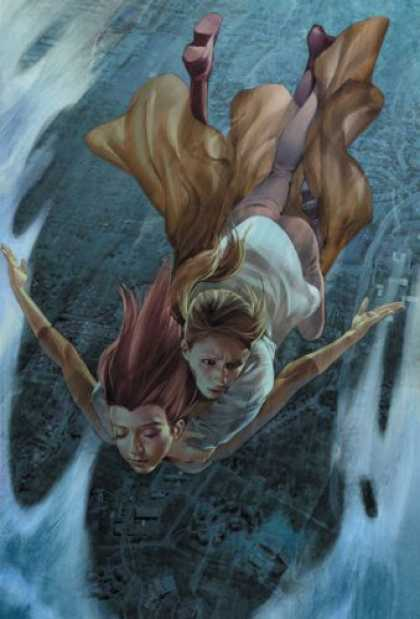 Buffy the Vampire Slayer Books - Buffy the Vampire Slayer Season 8 #10: Anywhere But Here (Dark Horse Comics)