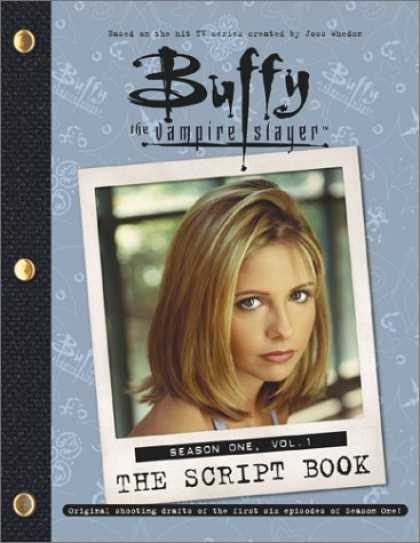Buffy the Vampire Slayer Books - Buffy The Vampire Slayer: The Script Book, Season One, Volume 1