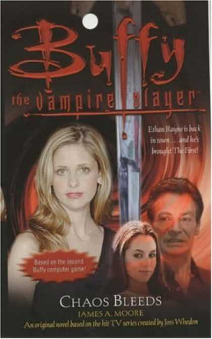 Buffy the Vampire Slayer Books - Chaos Bleeds (Buffy the Vampire Slayer)