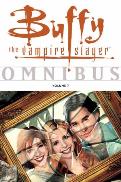 Buffy the Vampire Slayer Books - Buffy The Vampire Slayer Omnibus Volume 7 (Buffy the Vampire Slayer 7)