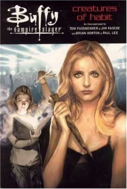Buffy the Vampire Slayer Books - Buffy the Vampire Slayer: Creatures of Habit