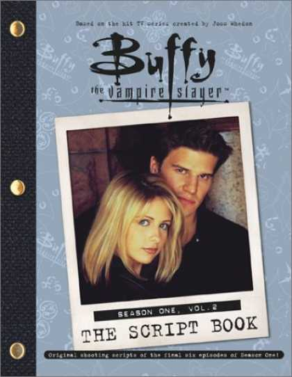 Buffy the Vampire Slayer Books - Buffy The Vampire Slayer: The Script Book, Season One, Volume 2