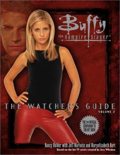 Buffy the Vampire Slayer Books - The Watcher's Guide, Volume 2 (Buffy the Vampire Slayer) (v. 2)