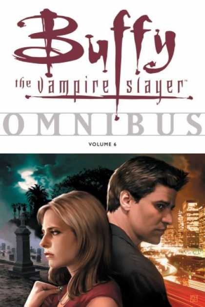 Buffy the Vampire Slayer Books - Buffy The Vampire Slayer Omnibus Volume 6