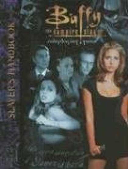 Buffy the Vampire Slayer Books - Buffy The Vampire Slayer: Slayers Handbook (Buffy RPG)