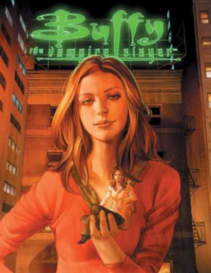 Buffy the Vampire Slayer Books - Buffy the Vampire Slayer Season 8 #4: The Long Way Home Part Four (Dark Horse Co